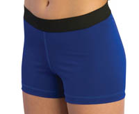 "3350 and 3450 Pizzazz Pro Comfort Fit 3"" Shorts"